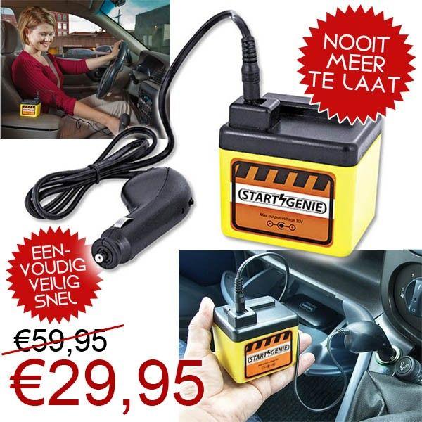 Start Genie voor €29,95! www.euro2deal.nl