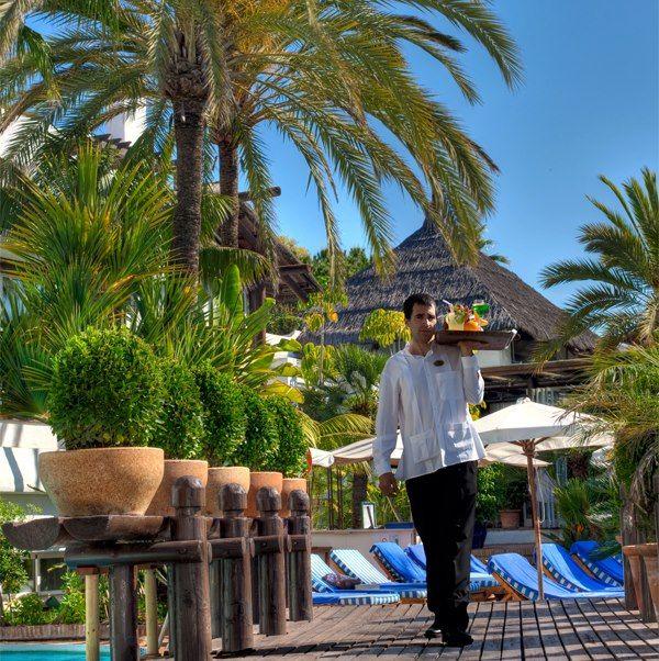 Puente Romano Hotel. Marbella