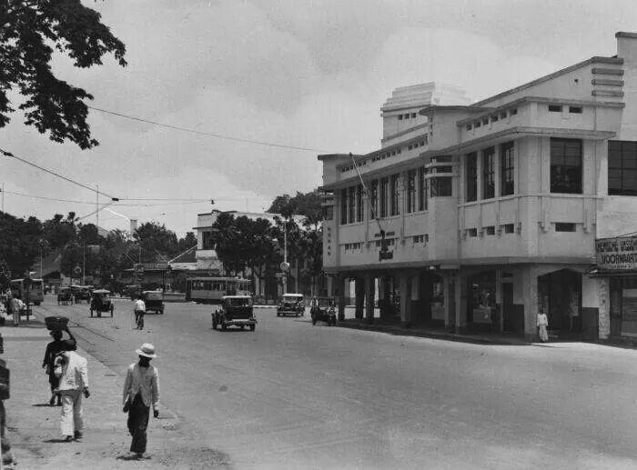 Apotik Simpang tahun 1932