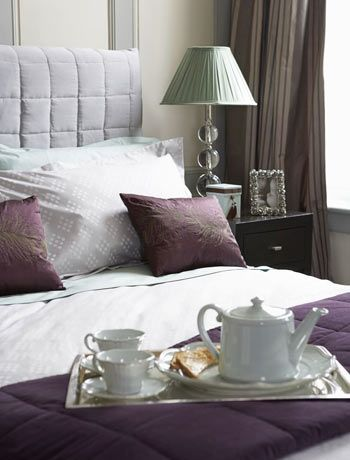 17 best images about lilac lavender purple plum on - Lavender and gray bedroom ...