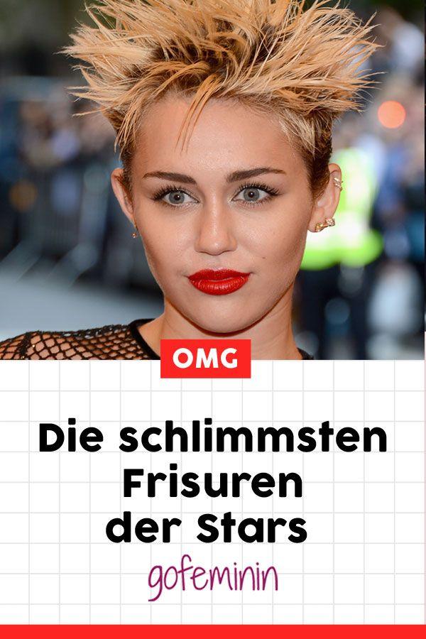 Bad Hair Day Das Sind Die Schlimmsten Frisur Fauxpas Der Stars