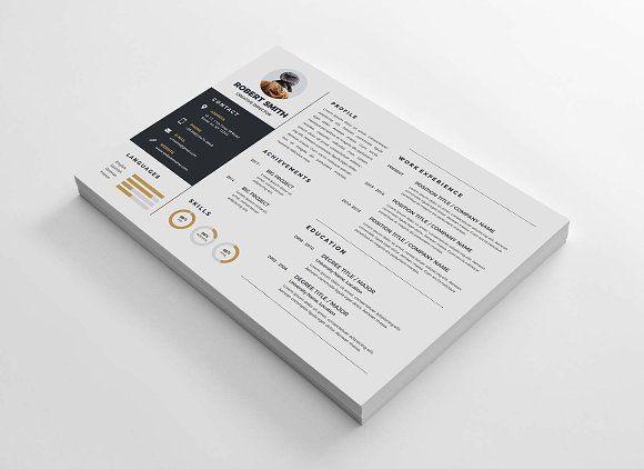 2921 best Resumes - CV - Letterheads - Cover Letter - Business - landscape resume