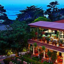 Carmel California Ocean View Hotel