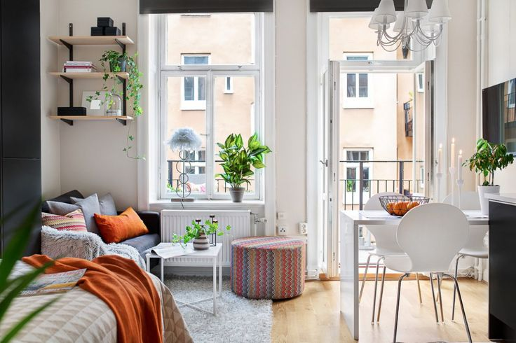 Live small, think big. The designers of these four small but beautifully formed studio apartment interiors have put together decor schemes that are filled with gorgeous home style, furnishings and attractive accents without feeling overstuffed, despite their limited proportions. A small open plan studio layout can too often feel like each and every area is…Read more →
