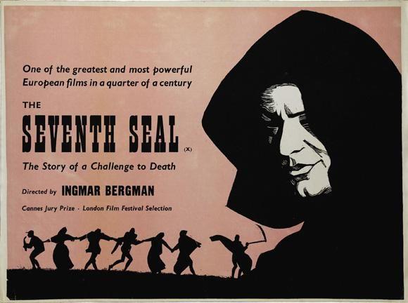 bergman/ seventh seal