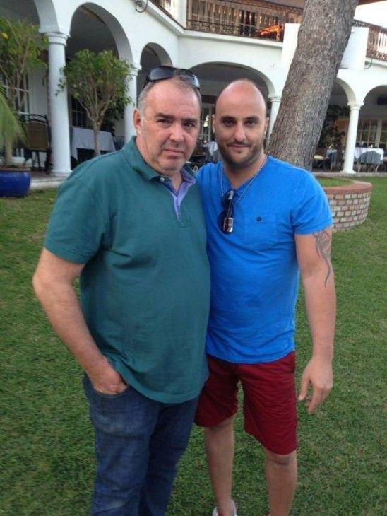 Juanfra Valiente, creativo del restaurante Quique Dacosta, galardonado con TRES estrellas Michelin