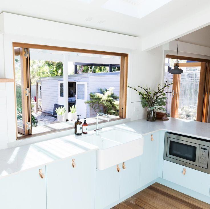 RED Josh & Jenna | Week 2 Room 2 | Dining & KitchenThe Block Shop - Channel 9