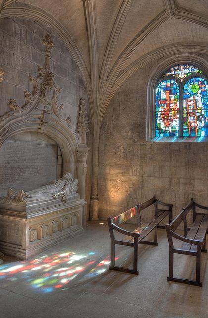 Saint Vincent Church, Les Baux-de-Provence, France