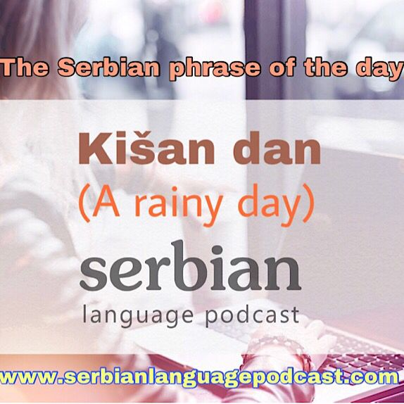 Pin by Serbian Language Podcast on Serbian Language: Learn