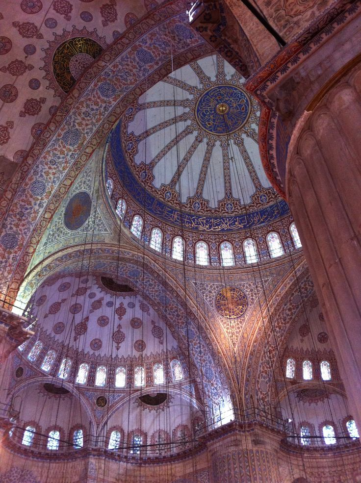 Blue Mosque / Sultanahmet Camii
