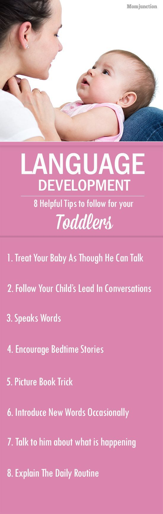 8 Helpful Language Development Tips For Your Children #Parenting