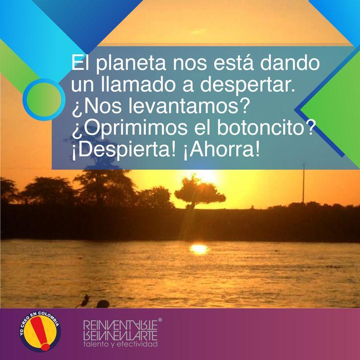 La situación actual de sequía en Colombia es un claro ejemplo de cómo serán los ciclos sin lluvias que se incrementarán con el cambio climático. Ésta es una oportunidad para aportar en la construcción de una cultura del ahorro energético y del cuidado de los Recursos Naturales.