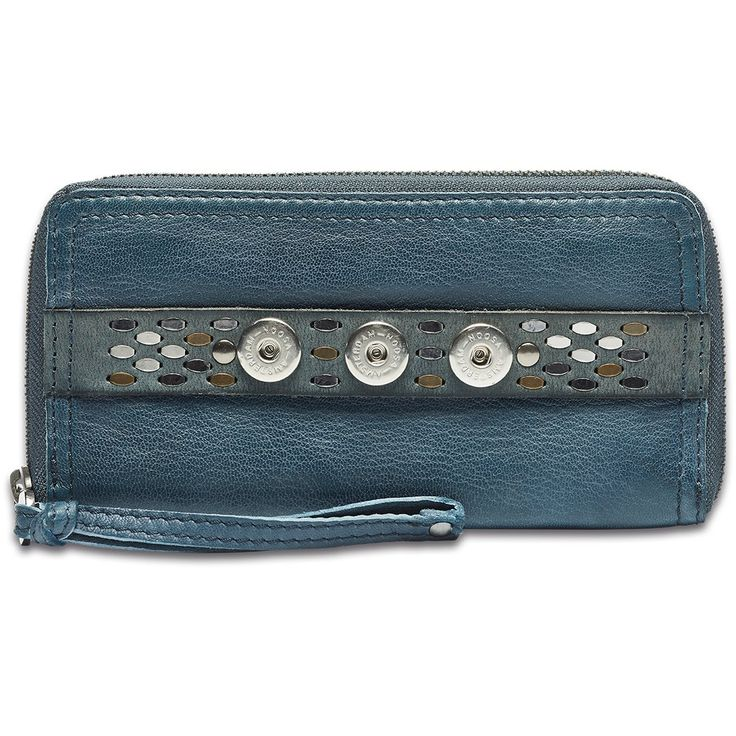 Noosa Amsterdam - Raw Romance Wallet Staples - Jean