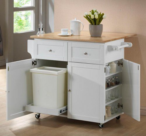 Coaster Home Furnishings 900558 Transitional Kitchen Cart, White Coaster Home Furnishings http://smile.amazon.com/dp/B009AKEY58/ref=cm_sw_r_pi_dp_7v-sub0R48GY9