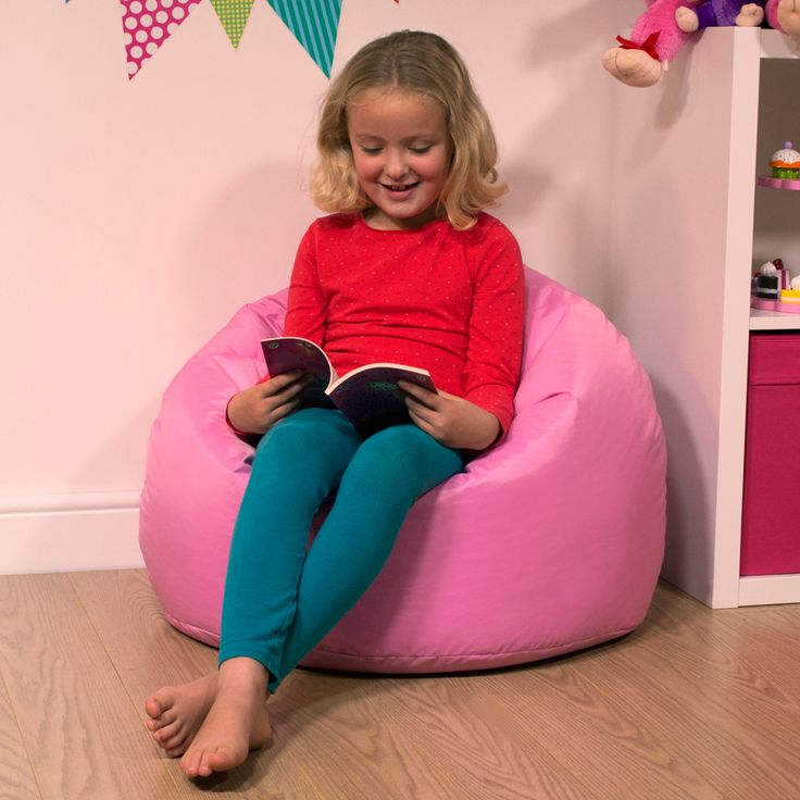 Large Classic Childrens Bean Bag Brights