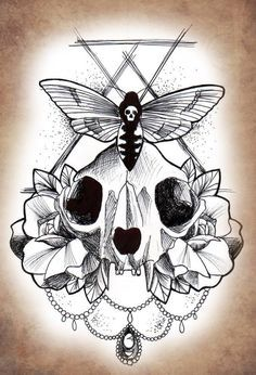 Résultats de recherche d'images pour «cat skull tattoo»