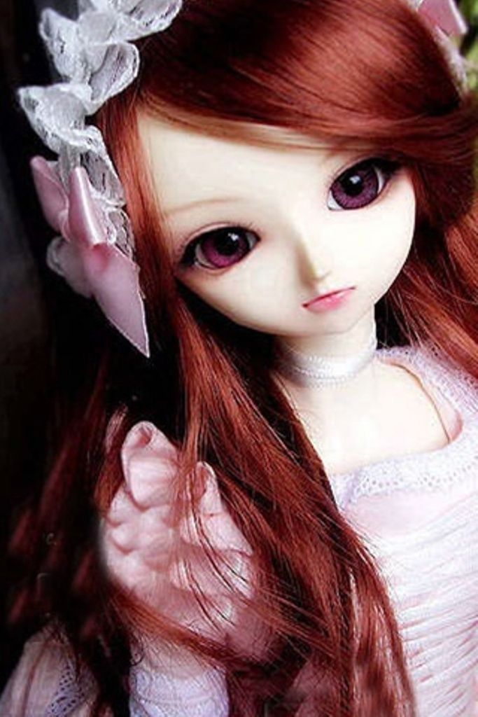 Cute dolls in the world pretty dolls domination for Pinterest dolls