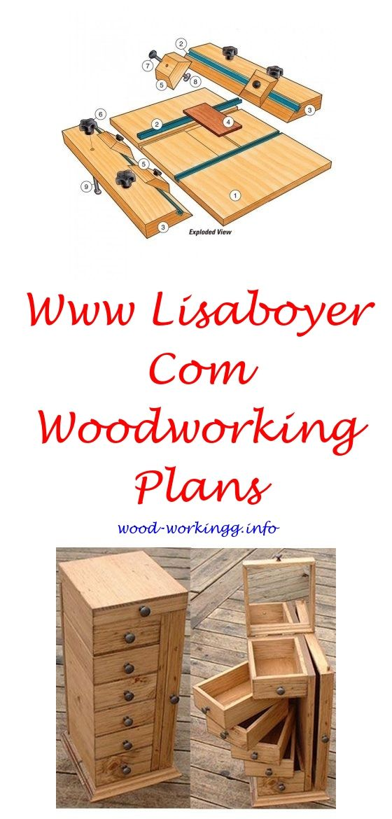 Mission Furniture Woodworking Plans