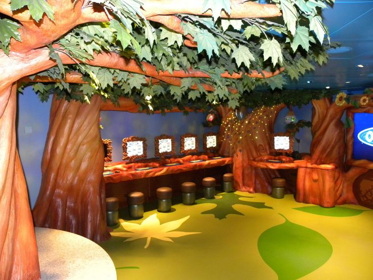 pictures of disney fantasy cruise ship | Youth Spaces on the Disney Fantasy