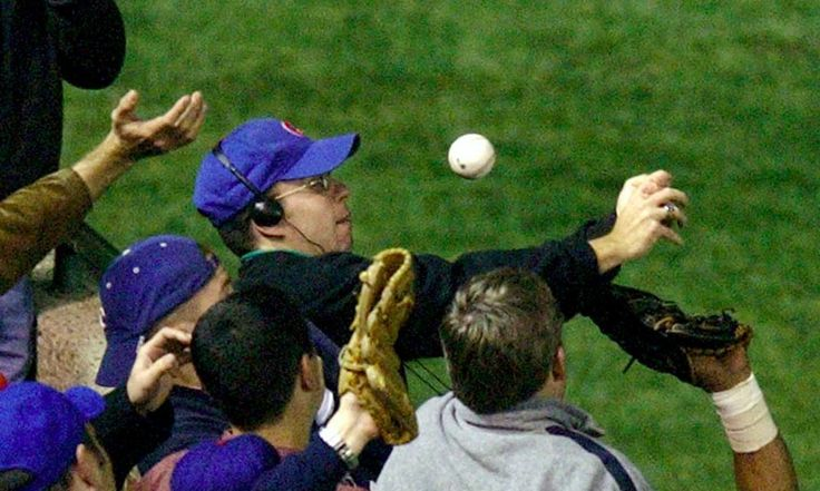 The Steve Bartman Story Will Never Have a Warm and Fuzzy Ending  -  August 1, 2017