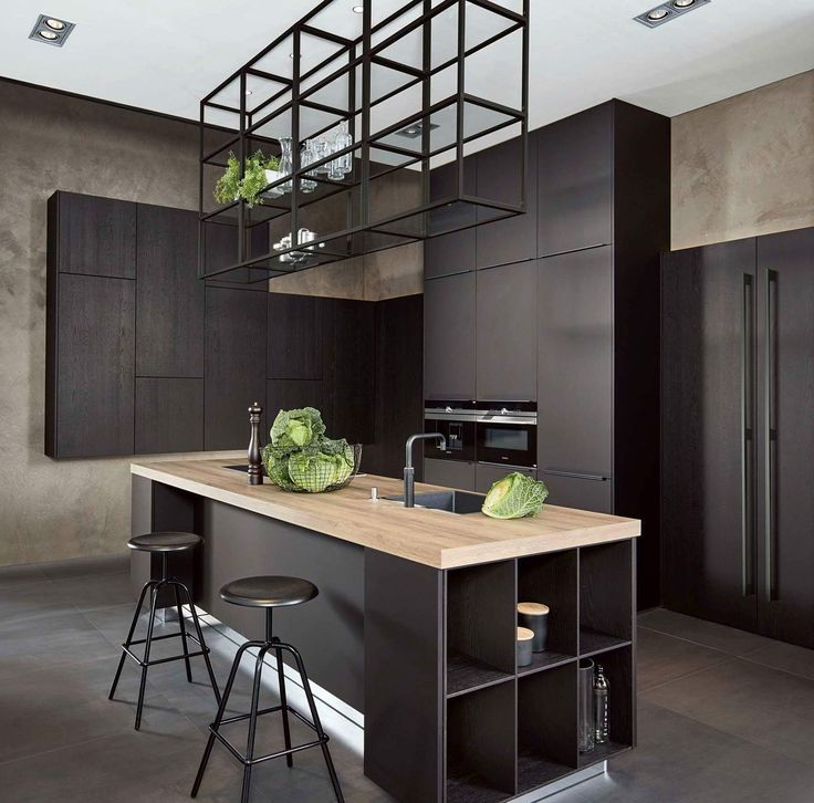 1645 best Kitchen storage\/display images on Pinterest Modern - haecker lack matt schwarz