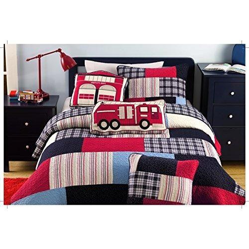 Broken Bedroom Door Fire Engine Bedroom Accessories Bedroom Before And After Makeover Warm Bedroom Colors And Designs: Best 25+ Fire Truck Beds Ideas On Pinterest