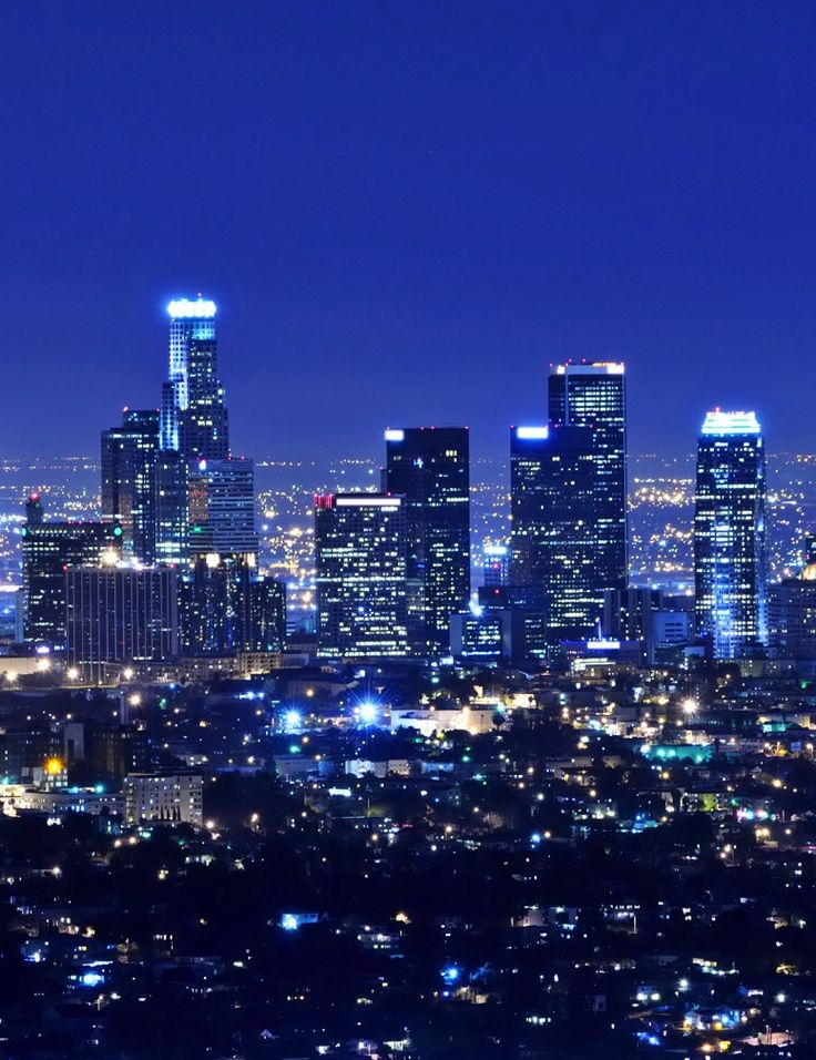 Los Angeles. I was there when I was 9, I would love to go back. Not just L.A. but all of Southern California.