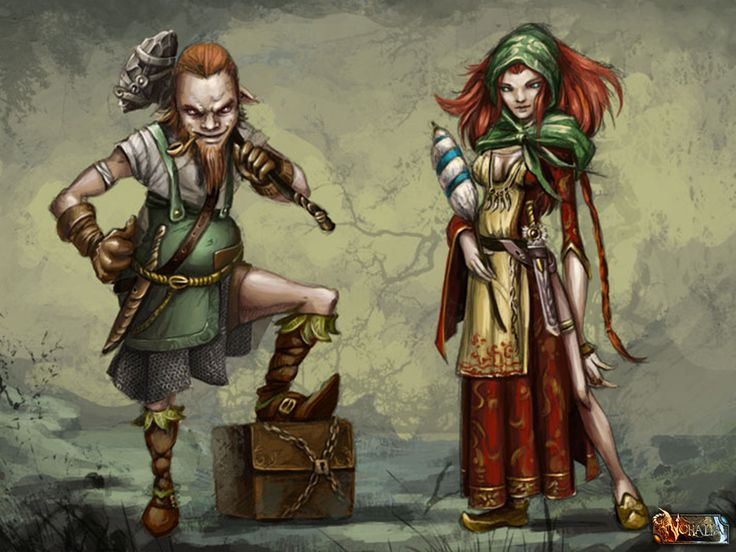 #nohalia #fireclaw #fantasy #dark #darkfantasy #rpg #roleplaygame #paintings #digitalpainting #art #digitalart #fantasyraces #races #lepricauns