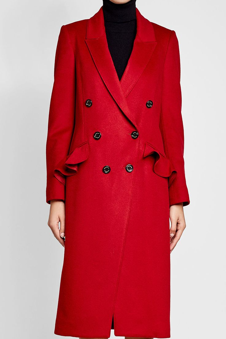 Wool Coat with Cashmere - Burberry | WOMEN | DE STYLEBOP.COM