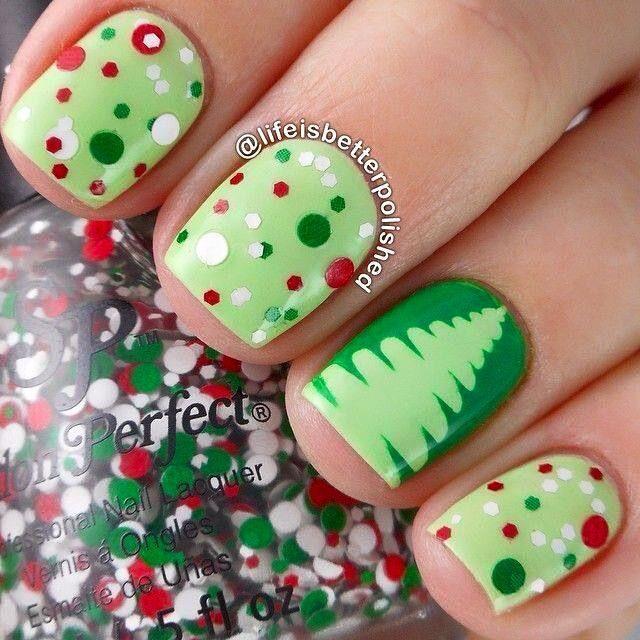 Mejores 209 imágenes de Nails en Pinterest | Uña decoradas, Uñas ...