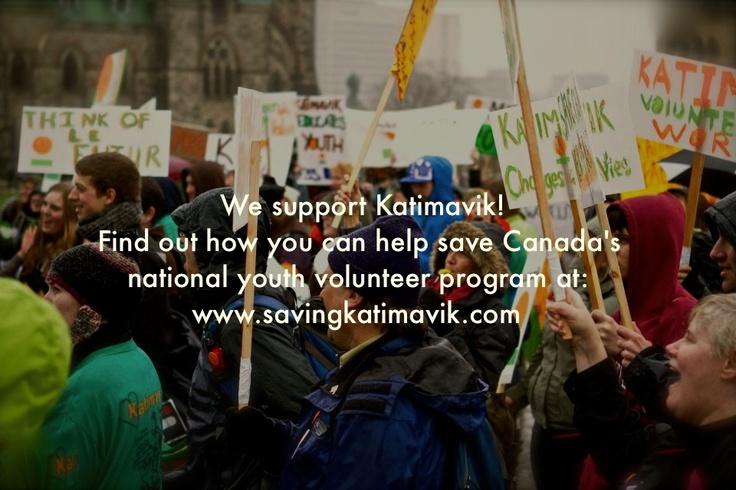 katimavik protest