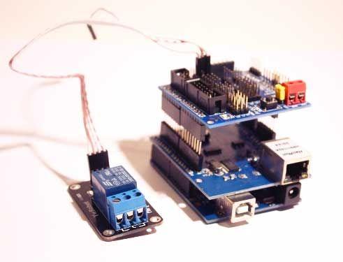 Guía con la cual podremos encender y apagar un dispositivo a distancia y mediante Internet, como por ejemplo una cafetera!