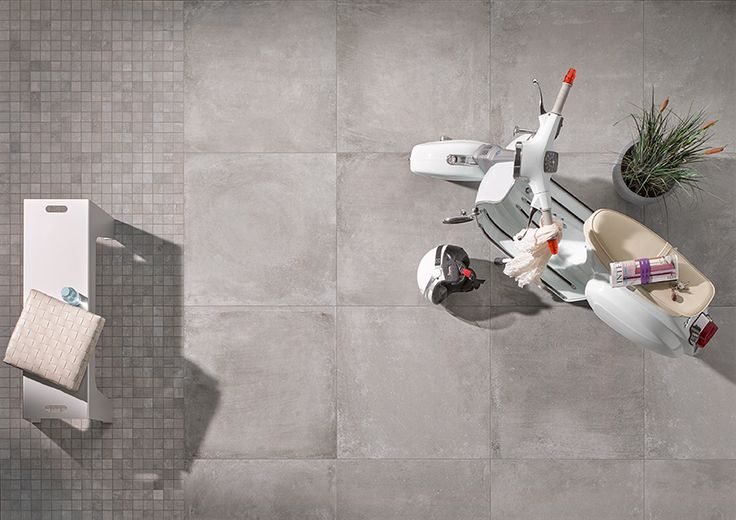 Best 100+ Fliesen in Betonoptik images on Pinterest | Cement, Grey ...