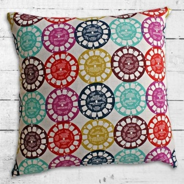 View Finder Cushion Cover