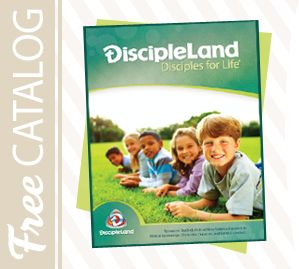 Discipleland Disciples For Life Children S Ministry Curriculum Nursery Preschool Kindergarten