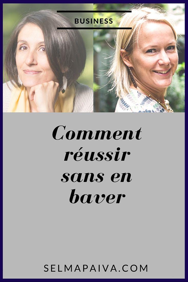 La France est vue comme un pays où on râle beaucoup, mais on peut réussir sans en baver ! Des conseils pour entrepreneurs dans un entretien avec Selma Païva / Christine Lewicki : http://selmapaiva.com/comment-reussir-sans-en-baver/