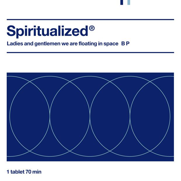 "Spiritualized, ""Ladies and Gentlemen We Are Floating in Space"" (1997)"