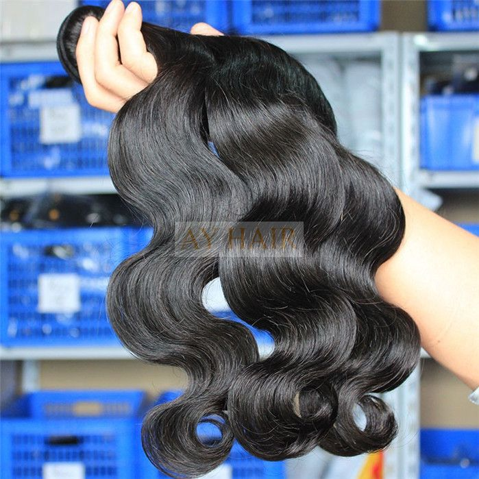 Soft And No Shedding 6A Grade Indian Remy Human Ha…