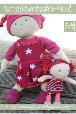Firlefanz: Die Kleiderweiterung für die Puppe
