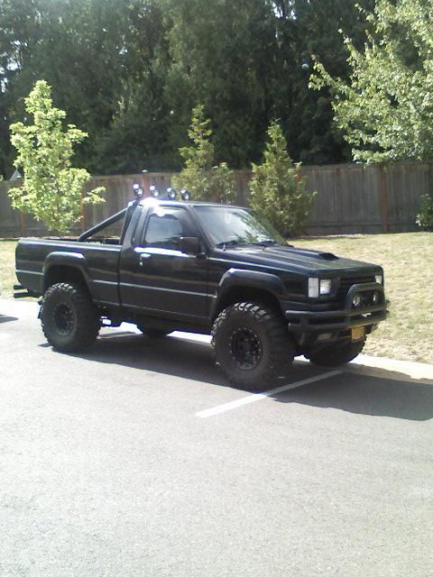 Check out customized Monster_Max's 1994 Mitsubishi Mighty Max Regular Cab 4WD Short Bed photos, parts, specs, modification, for sale information and follow Monster_Max in Redmond WA for any latest updates on 1994 Mitsubishi Mighty Max Regular Cab at CarDomain.