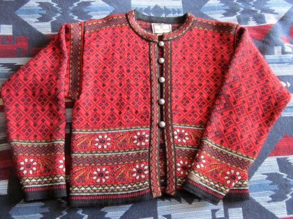 Dale Of Norway Ladies Cardigan Sweater by ChocolatePalomino
