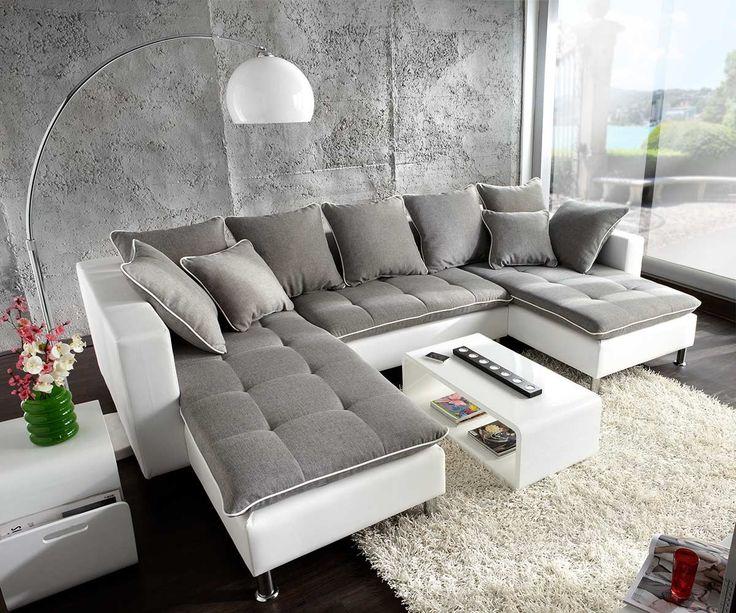 As 20 melhores ideias de Wohnlandschaft günstig kaufen no - wohnzimmer couch günstig