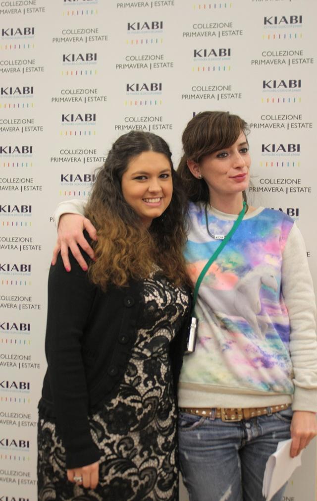 Kiabi Vip Event with Amanda - Bologna www.thecurlyway.com