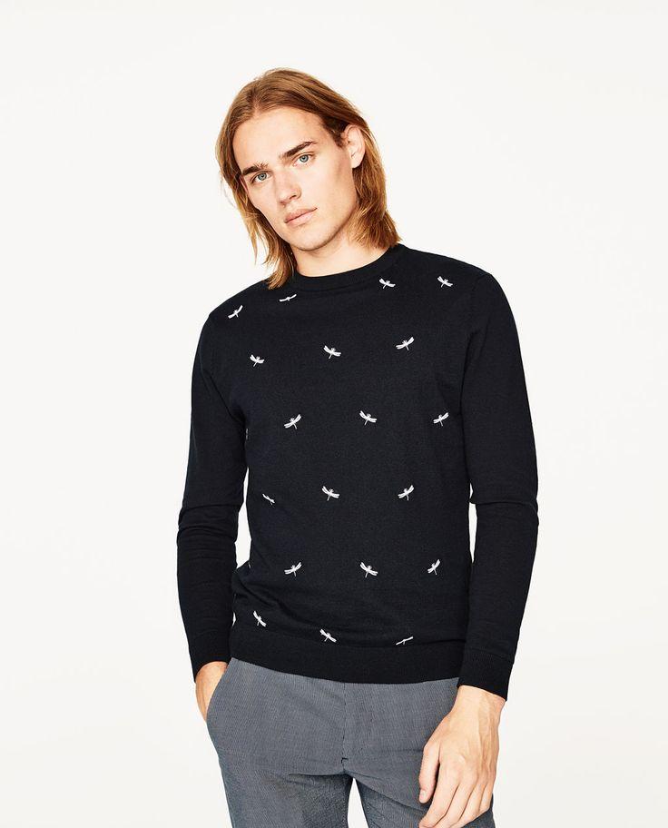 GULDSMED SWEATER-Sweatere-SWEATERE OG JAKKER-HERRE | ZARA Danmark