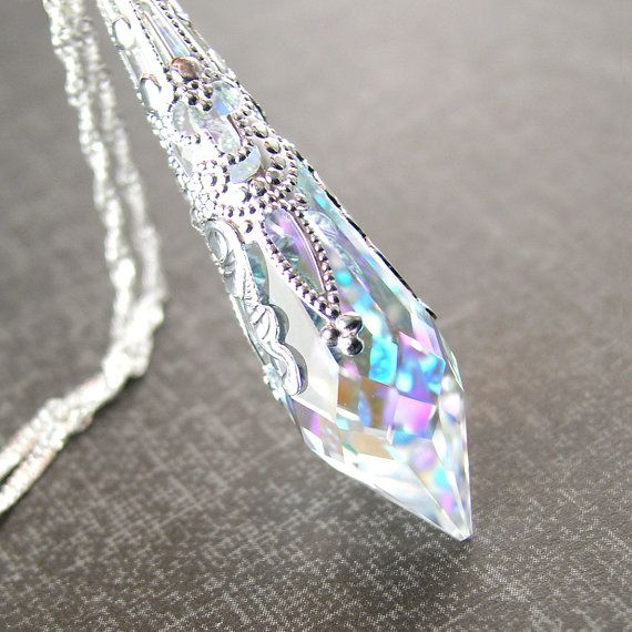 Best 25 Crystal Necklace Ideas On Pinterest Crystal