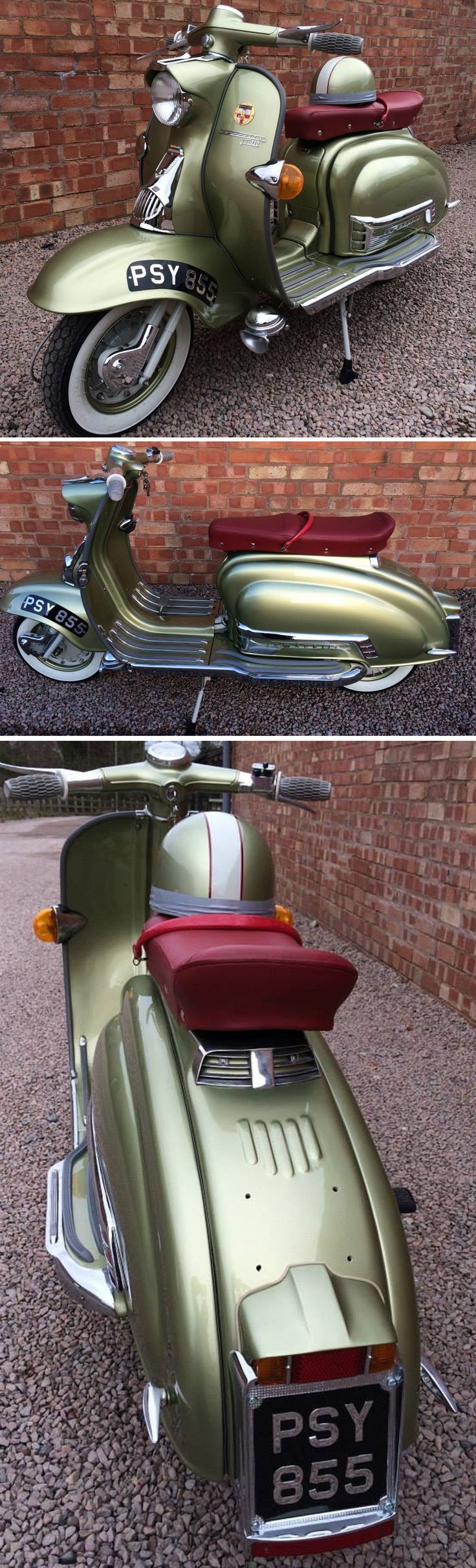Series One Lambretta                                                                                                                                                     More