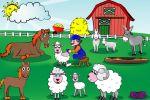 App om kinderen nieuwe woorden + bijbehorende lidwoorden te leren over de kinderboerderij.  Meer dan 300 zinnen!