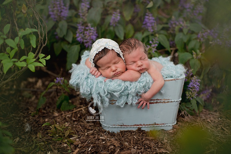 Twin bliss