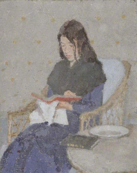 Gwen John  The Seated Woman