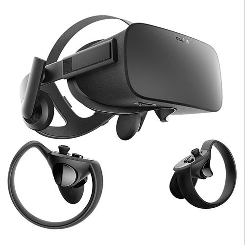 Oculus Rift and Touch Virtual Reality System